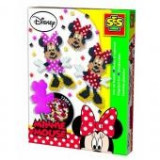 Margele Iron On Beads Minnie Mouse 1200