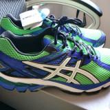 Adidasi barbati - ASICS GT 1000 V3 - Pantofi de alergare, noi, in cutie, masura 43, 5