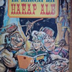 In lumea lui Harap Alb - Sandu Florea BD / C7P - Carte de povesti