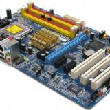 Placa de baza Gigabyte GA-945P-S3 Socket 775 FSB1066 DDR2 PCI-E SATA, Pentru INTEL, LGA775, ATX