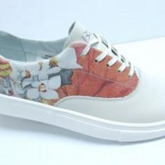 Pantofi barbati - PANTOFI FEMEI PIELE VITEL/CROSTA DANETTE -BIT BONTIMES