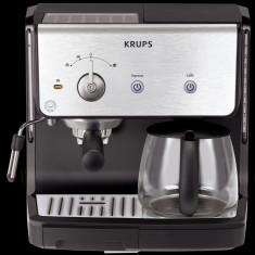 Espressor automat - Aparat espresso si filtru de cafea KRUPS XP2000