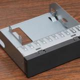 "Bay Rafter suport rack cady HDD 3.5"" pe bay de 5.25"" intern - Adaptor interfata PC"