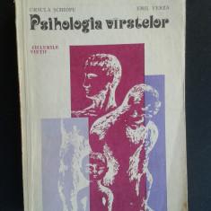 Carte Psihologie - PSIHOLOGIA VARSTELOR Ursula Schiopu Emil Verza