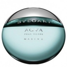 Parfum barbati Bvlgari Aqva Marine Pour Homme, Apa de toaleta, 100 ml