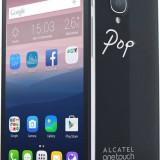 Alcatel PopStar - One Touch 5022D, 8GB, 5 inch, dual sim, 3 huse: alba, galbena, verde