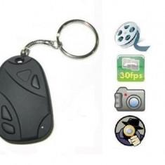 Camera spion - Breloc Masina / Brelog / Cheie Auto spion, Camera Foto Spy, DVR Video