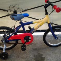 Bicicleta BMX, 16 inch, 16 inch - Shadow bicicleta copii - 16