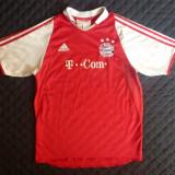 Tricou barbati - Tricou Adidas Climalite FC Bayern Munchen; marime XL, vezi dimensiuni; ca nou