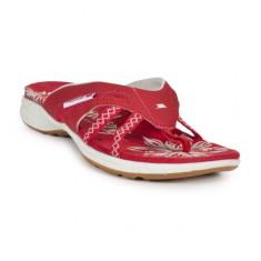 Sandale pentru femei Trespass Crux (FAFOBEL10005) - Sandale dama Trespass, Marime: 36, 40, 41, Culoare: Rosu