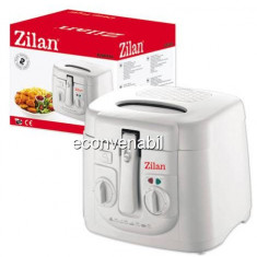 Friteuza Electrica 2.5L Zilan ZLN0476 1800W