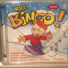 Voll Bingo vol 9 -Various Artists/Dance -cd/Original/stare FB (2003/EMI/GERMANY) - Muzica Dance emi records