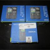 Telefon Nokia, Negru, 2GB, Neblocat, Fara procesor, Nu se aplica - Nokia C1-02 nou