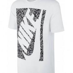 Tricou Nike Futura Squad-Tricou original Original-Tricou Barbat- Marimea L - Tricou barbati Nike, Marime: L, Culoare: Din imagine