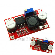 LM2577 LM2577S DC-DC TO DC Adjustable Step-up Power Converter Module (FS00950)
