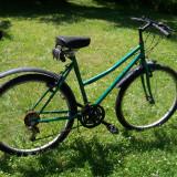 Mountain Bike, 20 inch, 16 inch, Numar viteze: 9 - BICICLETA MB