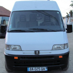 Utilitare auto - Peugeot Boxer, an 1998, 2.5 Turbo Diesel