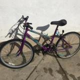 Bicicleta Dama, 16 inch, 24 inch, Numar viteze: 10 - 12 Bicicleta treisfert second-hand, Germania R24