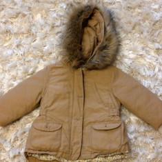Geaca fas Zara Baby - Geaca dama, Marime: S, Culoare: Din imagine