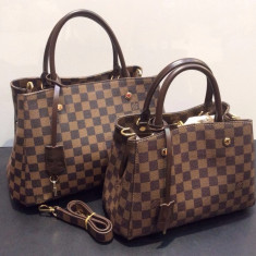 Geanta Dama Louis Vuitton, Geanta de umar, Piele - Geanta Louis Vuitton Montaigne Medium Size * Piele Naturala *