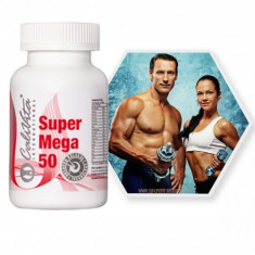 Super Mega 50 - (90 tablete) Calivita