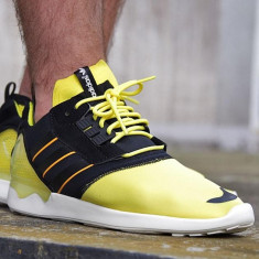 ADIDASI ORIGINALI 100% ADIDAS ORIGINALS ZX 8000 BOOST YELLOW nr 40 ;44 - Adidasi barbati, Culoare: Din imagine