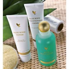 Forever Aloe Body Toning Kit - Crema Anticelulitica