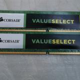 Kit Corsair 8 GB ddr3  1333mhz Value Ram ( 2x4gb )Dual Channel