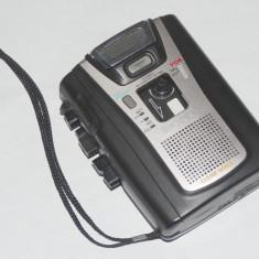 Reportofon SONY TCM-465V cu caseta mare si difuzor casetofon portabil