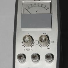 Sursa alimentare AEG de laborator Philips PE 4818 DC 0 - 35 V 0 - 150 mA