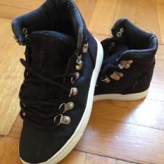 Pantofi sport ZARA girls masura 29 - Adidasi copii Zara, Culoare: Negru