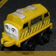 Fisher Price - Thomas and Friends Minis - trenulet jucarie DIESEL 10 - Trenulet de jucarie Fisher Price, Metal, Unisex