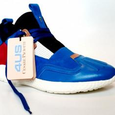 Sneakers Cesare Paciotti 4us marimea 40 - Ghete barbati Cesare Paciotti, Culoare: Din imagine, Piele naturala