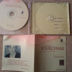 Povestiri orientale lectura Oana Pellea Audiobook Marguerite Yourcenar cd audio, Humanitas