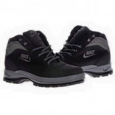 Nike Mandara - Bocanci barbati Nike, Marime: Alta, Culoare: Albastru