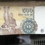 500 lei 1991 aprilie UNC