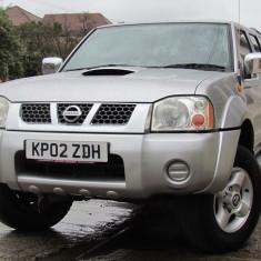 Nissan Navara 4x4, 2.5 Turbo Diesel, an 2002, Motorina/Diesel, 140000 km, 2488 cmc
