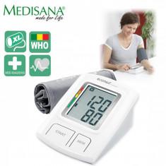 Tensiometru Medisana Ecomed BU-92E, Afisare aritmie, Memorie 60x2 utilizatori