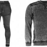 Trening Soul Star Original din bumbac pantalon + hanorac gros de iarna