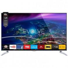 Televizor LED Horizon 55HL910U, 139 cm, 4K Ultra HD, smart, negru