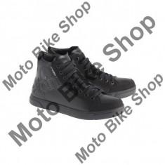 MBS Ghete moto impermeabile Alpinestars Joey Black WP, negru lucios, 11=44, Cod Produs: 261241444AU - Cizme barbati