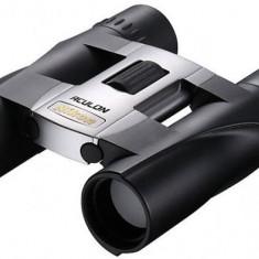 Binoclu Nikon ACULON A30 10X25, argintiu - Binoclu vanatoare