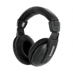Casti 4World HiFi 04164, headphones, negre - Casti PC