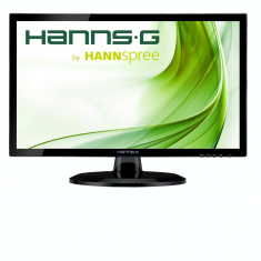 Monitor LED Hannspree HannsG HE Series 247DPB, 16:9, 23.6 inch, 5 ms, negru