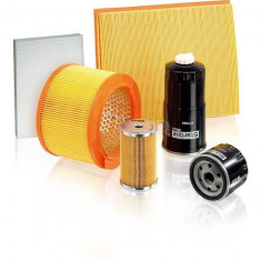 Starline Pachet filtre revizie AUDI A3 2.0 TDI 16V quattro 140 cai, filtre Starline - Pachet revizie