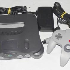 Consola Nintendo 64 N64 + accesorii originale + expansion pack