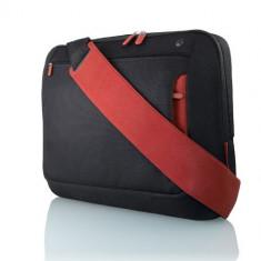 Belkin Geanta notebook Belkin F8N244 - 15.6 inch, Black / red - Geanta laptop