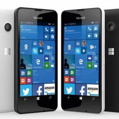 Microsoft Lumia 550, 4.7inch, Windows10, alb - Telefon Microsoft