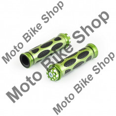 MBS Set mansoane ghidon moto-aluminiu+cauciuc, Cod Produs: MBS170102 - Mansoane Moto