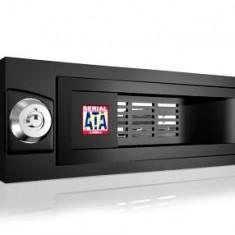 HDD Rack RaidSonic Icy Box IB-168SK-B, 3.5 inch, intern, negru - Rack HDD